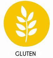 Céréales contenant du gluten et produits à base de ces céréales