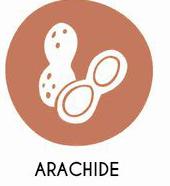 Arachides et produits à base d'arachides