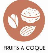 Fruits à coque et produits à base de fruits à coque