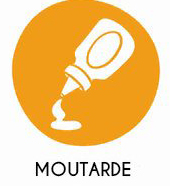 Moutarde et produits à base de moutarde